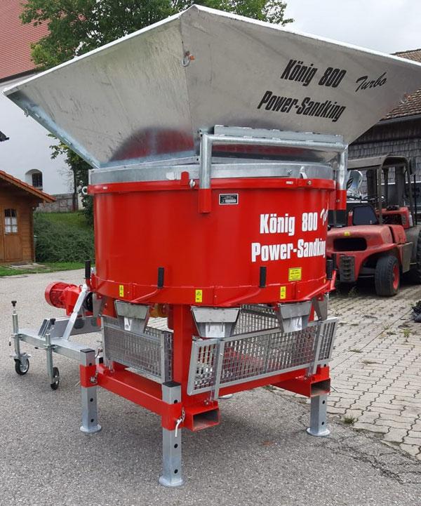 Power Sandking 800
