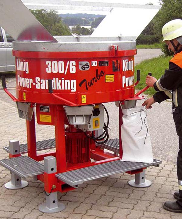 Power Sandking 300-6